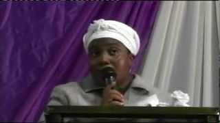 Linda Ngaujah Testimony of Heaven And Hell On Friday February 15 2013