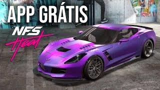 App GRÁTIS do NFS - Need For Speed Heat Studio! | Em Português PT-BR