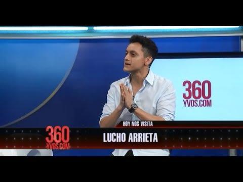Lucho Arrieta, revelación de Jesús María 2018, en #360yvosTV