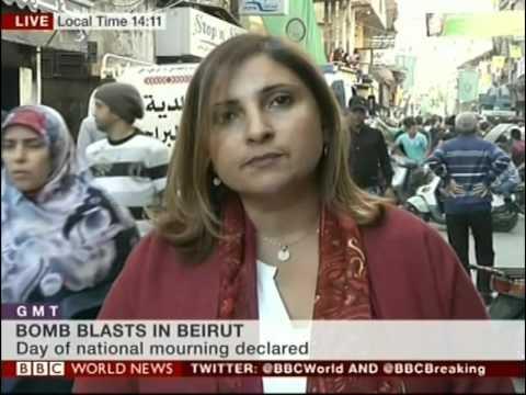 BBC World News - GMT: 13th November 2015