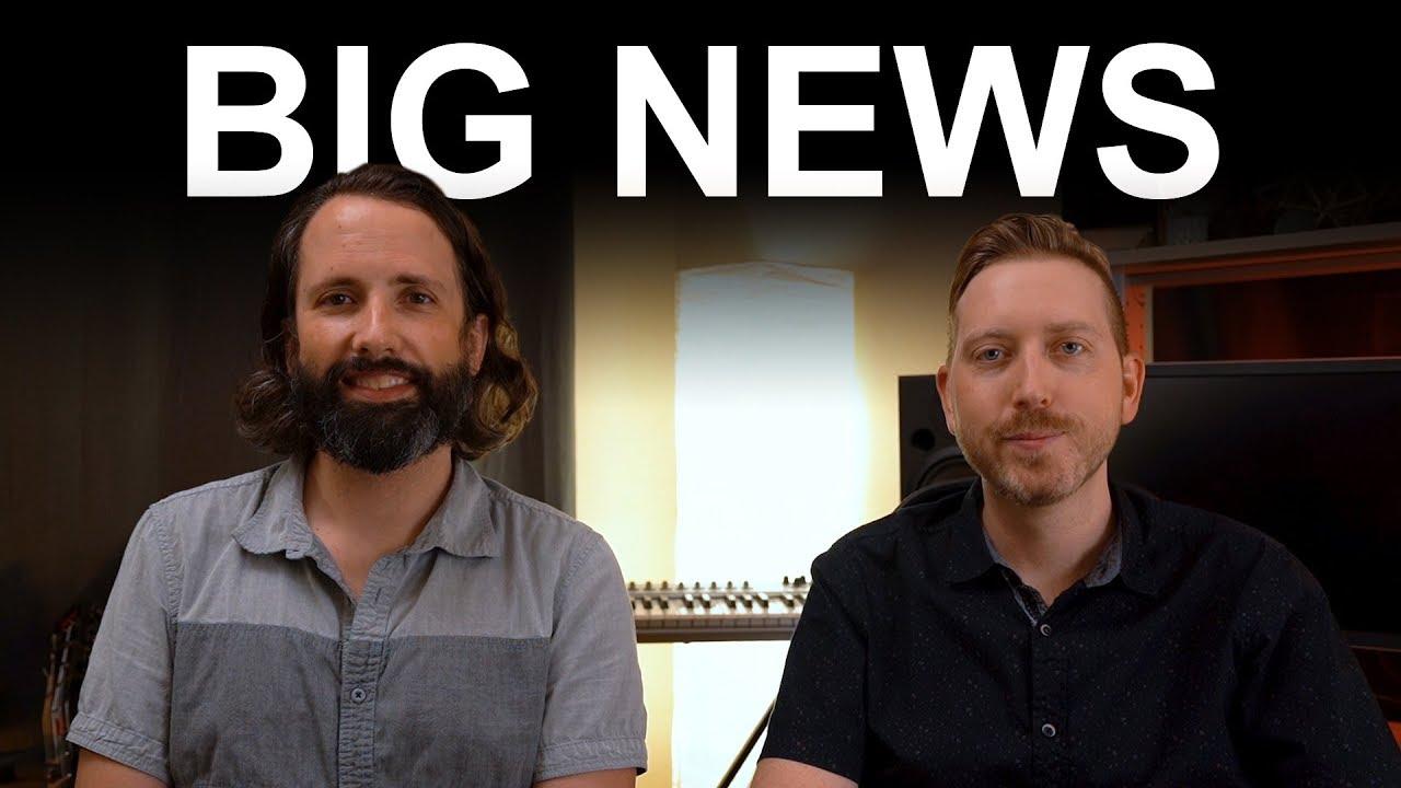 We've got BIG NEWS!