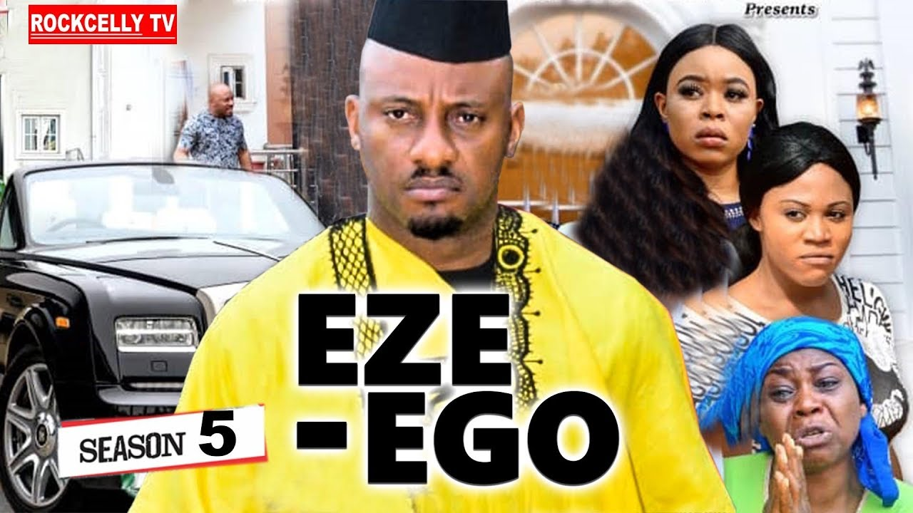 Download EZE EGO THE MONEY MAN 5 (New Movie)  YUL EDOCHIE 2019 NOLLYWOOD MOVIES
