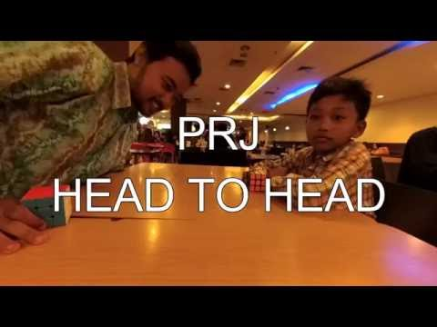 Brilly Vs Husein | PRJ Head To Head #4