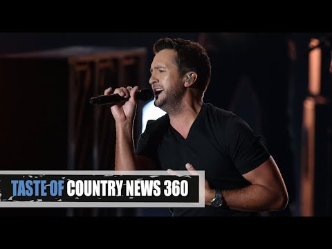 Luke Bryans Pick It Up About His Sons Taste Of Country News 360