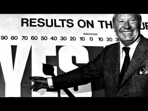 1975 Labour's Peter Shore on Project Fear  - EU referendum