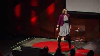 The Power of Receiving: Brook 'Queen Bee' Yates at TEDxCSU