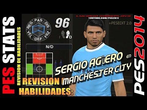 PES 2014: Revisión Hilidades Sergio
