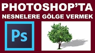 Nesnelere Gölge Vermek | Photoshop Dersleri