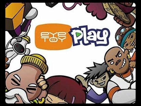 HatCHeTHaZ Plays: EyeToy: Play - PS2 - 1080p