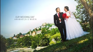 Our wedding day | Anamarija & Marin | Jajce