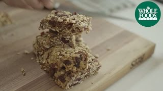 Chewy Coconut Granola Bars | Values Matter | Whole Foods Market