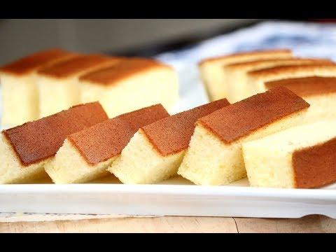 How To Make Soft Sponge Cake | Basic Plain & Spongy Sponge Cake