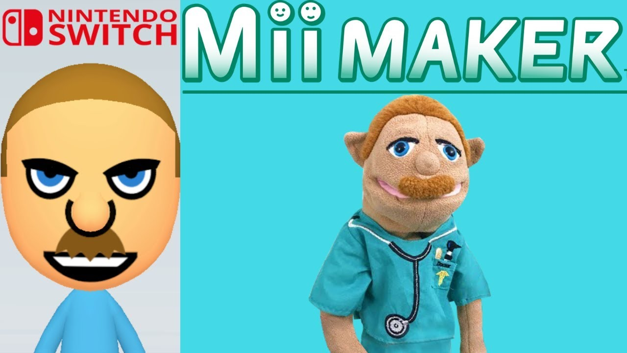 Mii maker how to create brooklyn t guy from supermariologan