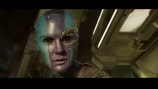 Оставляешь меня с этой Лисой? Стражи Галактики. Часть 2(Guardians of the Galaxy Vol. 2)