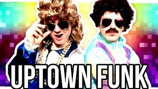 """""""UPTOWN FUNK"""" - BRUNO MARS & MARK RONSON (PARODIE)"""