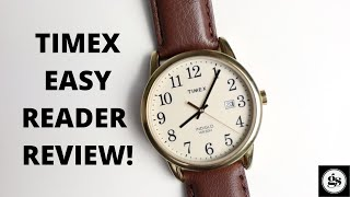 Timex Easy Reader Review | Timex Indiglo