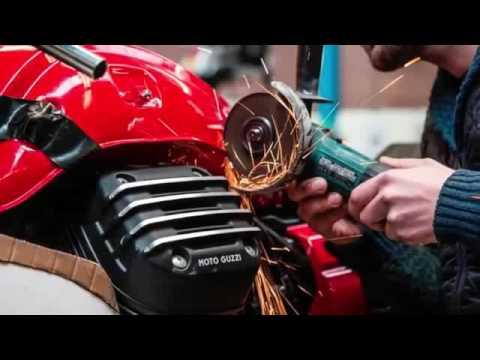 Vanguard Moto Guzzi V8 by Ulfert Janssen at Gannet Design