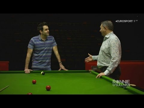 Billliards - Ronnie O'Sullivan Show Episode 4 Season 2
