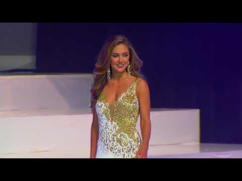 Laura Leigh Turner   Evening Wear   Tuesday Prelim