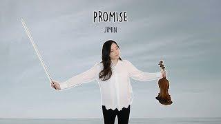 《Promise》- Jimin (지민) Violin Cover (w/Sheet Music)