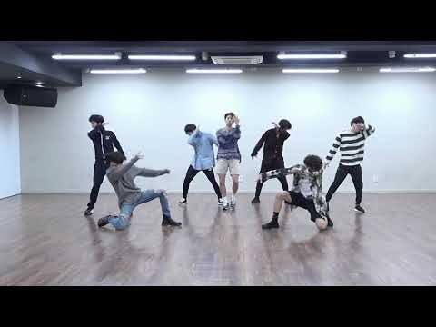 "BTS ""FAKE LOVE"" DANCE PRACTICE (SLOW MOTION AND NOT MIRRORED)"