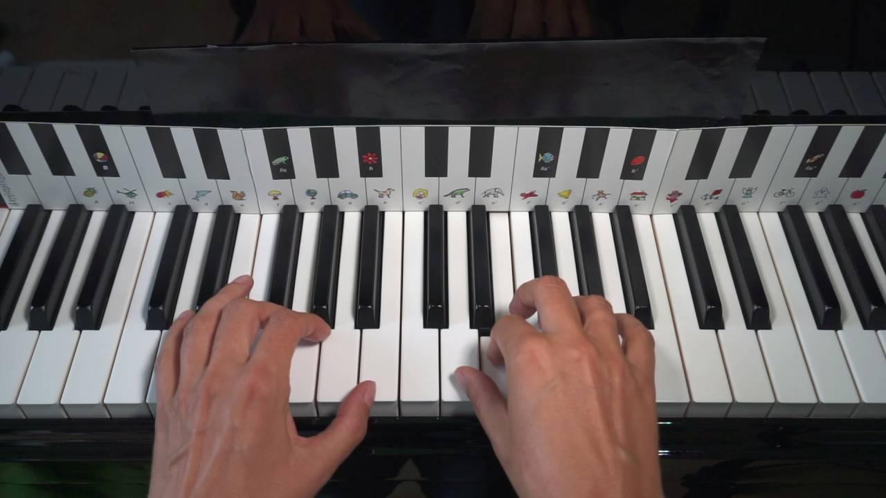 Klavier Lernen Danke Für Diesen Guten Morgen