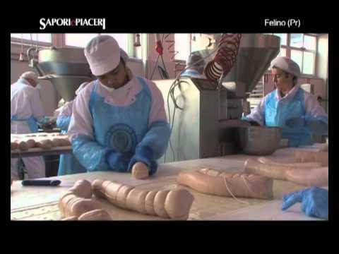 Il Museo del Salame di Felino