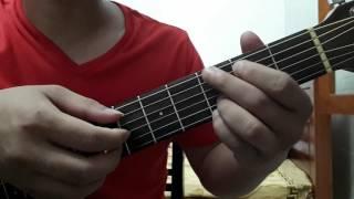 """Guitar hướng dẫn: đệm hát """"Nồng nàn Hà Nội"""" - Nguyễn Đức Cường"""