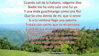 La Paloma (Karaoke) - Nana Mouskouri (High Key)