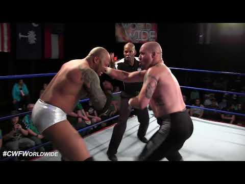 CWF Mid-Atlantic Wrestling: Episode 152 - Hurricane Helms defends Worldwide TV Title / Six Man Tag