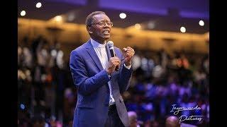Rev Dr Antoine Rutayisire yavuze amagambo akomeye kuri Healing WT