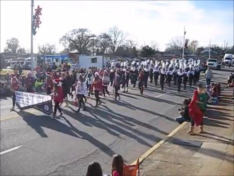 2015 Greer Christmas Parade to benefit Greer Relief - YouTube