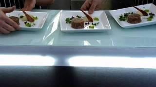 Starter - Ham Hock, Pease Pudding - Ian Matfin