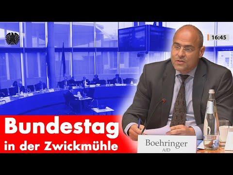 Betreibt EZB verbotene Staatsfinanzierung? | Expertenanhörung im Bundestag 25.5.2020