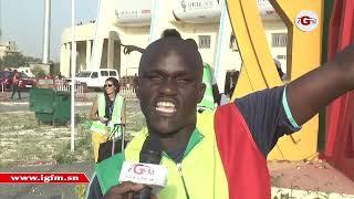 Sénégal-Congo : ce qui s'est passé avant le match