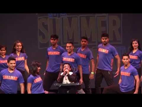 """Bezubaan"" ABCD (Any Body Can Dance) By Sparsh Shah At Shiamak Summer Funk Show 2016"