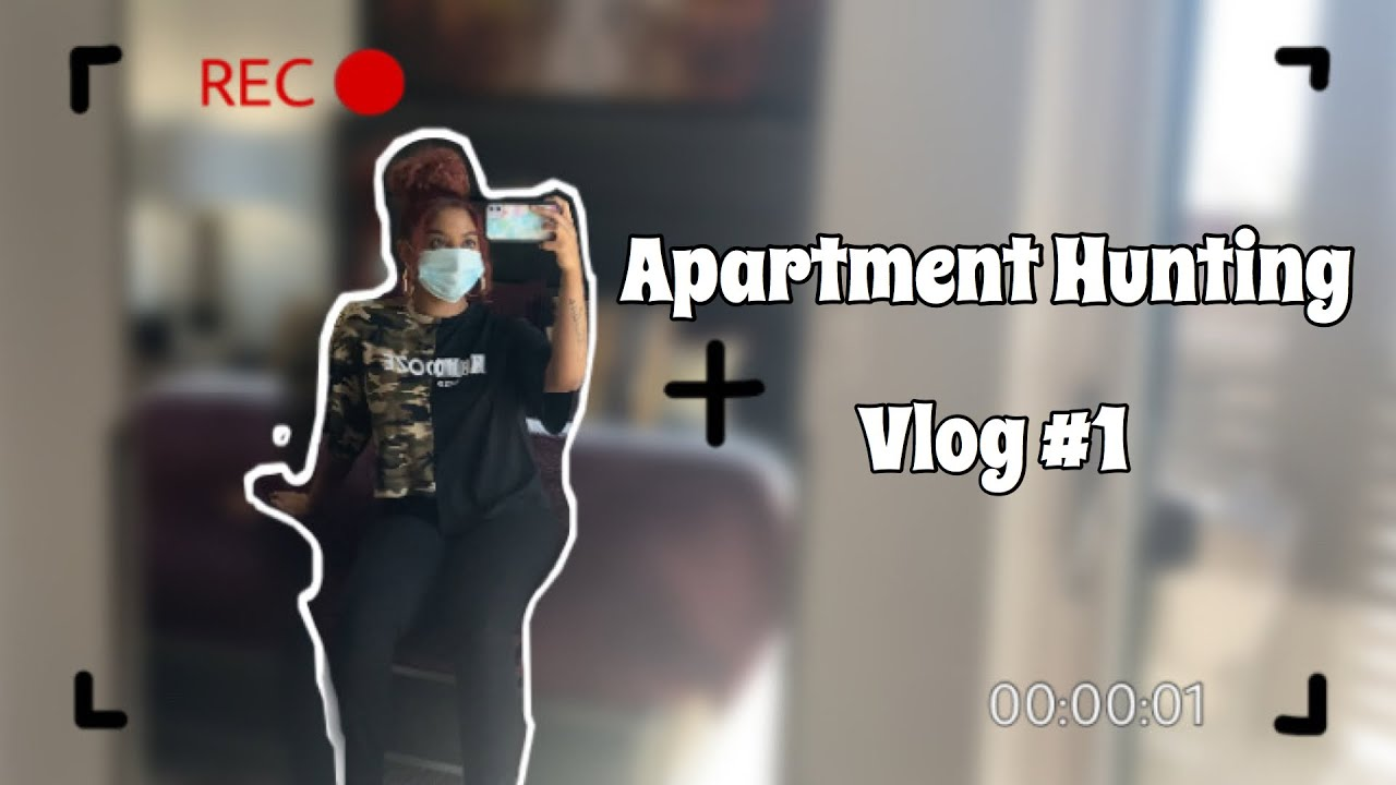 Apartment Hunting W/ My Parents [Vlog #1]