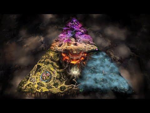 Super Smash Bros. Ultimate - Sacred Lands Guide & Walkthrough (All Fighters & Treasure)