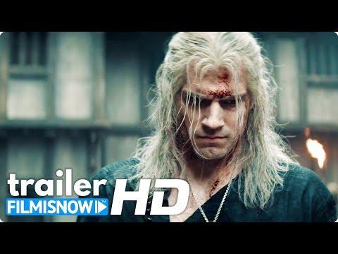 THE WITCHER (2019) | Trailer ITA della serie Netflix con Henry Cavill