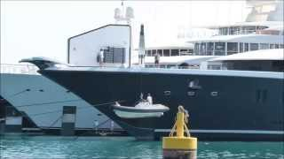 Superyacht Phoenix 2 owned by Jan Kulczyk