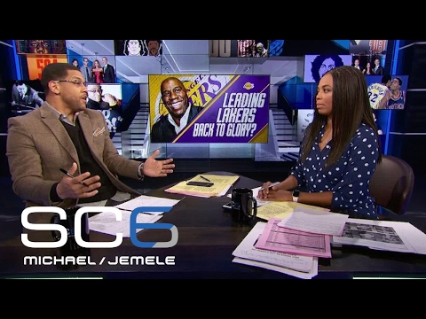 Will Magic Johnson Bring Glory Back To The Lakers? | SC6