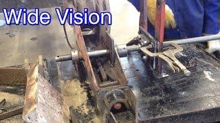 Loader Pin Repair - (1370 Tractor Maintenance Series)