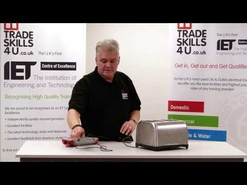 How to Carry Out a Class 1 PAT Test