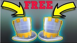 How to get the,New Hat in Roblox!! (promocodes)