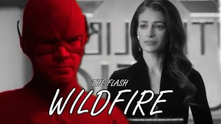 The Flash ⚡ Wildfire ⚡ Season 6 Finale