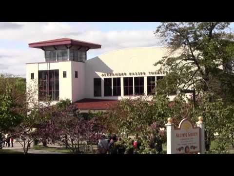 Tour of Montclair State: Student Life