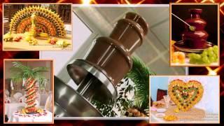 Леди-Фуршет Уфа 89173611331 Раскрывающийся цветок(Центр необычных праздничных услуг