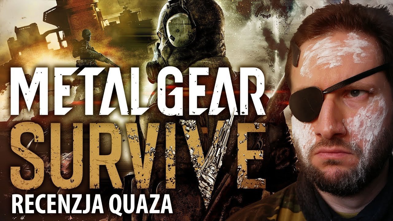 Metal Gear Survive – recenzja quaza