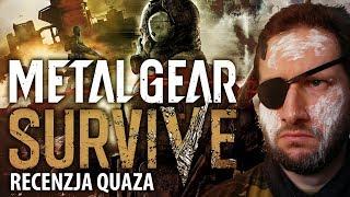 Metal Gear Survive - recenzja quaza