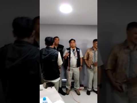 Hukuman tdk bawa kaos SP LEM SPSI